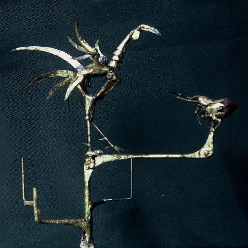 jacques-monestier-carre-1963-le-coq-et-le-crabe